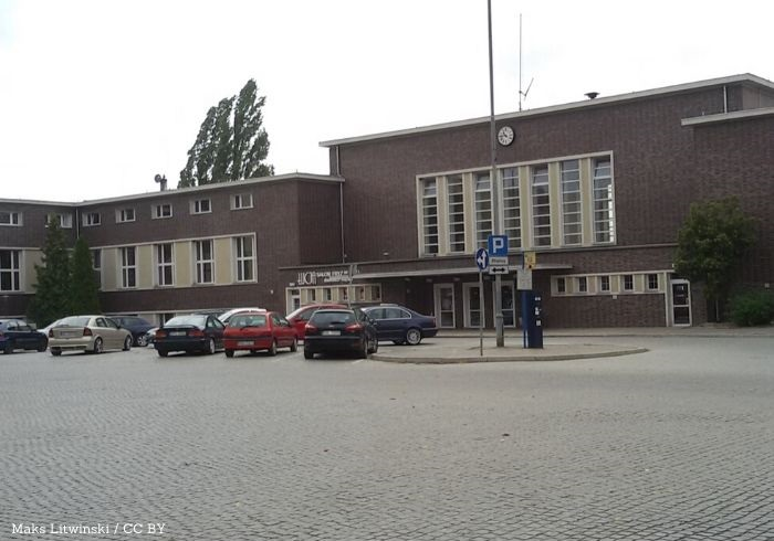 Policja Głogów: Spotkanie z dziećmi z piłkarskiej półkolonii
