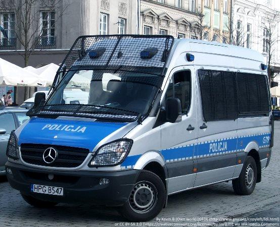 Policja Głogów: Kolejny sklepowy złodziej został zatrzymany przez  policjantów. Tym razem trafił do aresztu.