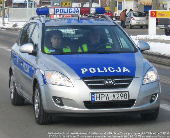 Policja Głogów: Uwaga – Nowa organizacja ruchu na Rynku Starego Miasta w Głogowie